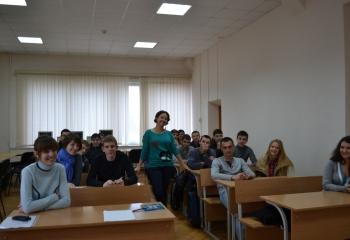 Аудиторії кафедри КСЗІ